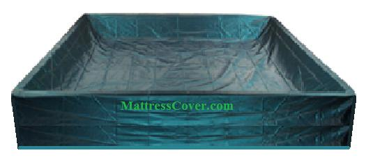 King Softside Euro Top Waterbed With 99 Waveless Water Bladder