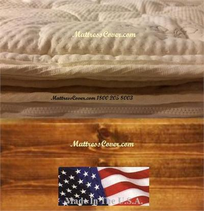 These covers are designed to california king, queen and super single hardside waterbed mattress. If you want to make your waterbed mattress more comfortable while protecting your mattress from punctures while insulating your mattress.