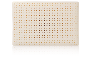 Latex Pillow by Blu Sleep Product. Chemical Free, Toxin Free, All Natural