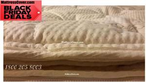 Black Friday Deals Pillow Top Mattress Cover for Airbeds and Softside