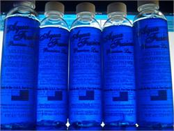 aqua fusion and blue magic conditioner for california king, queen and super single hardside and softside waterbeds