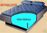 King quilter mattress protector for king hardside water beds