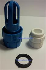 Water bed fill kit adapters