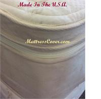 Mattress Cover for Softside waterbed mattress and soft side water beds.