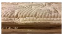 Zipper mattress covers for king, queen, full or twin foam and latex mattresses.