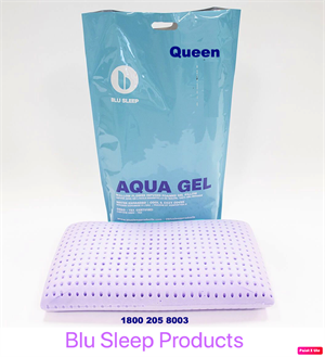 Blu Sleep Product ship their pillows in sealed packages so that your pillow is always fresh from the factory.